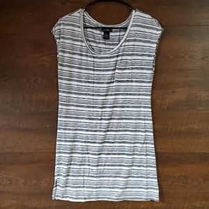 Womans Tunic Short Sleeve